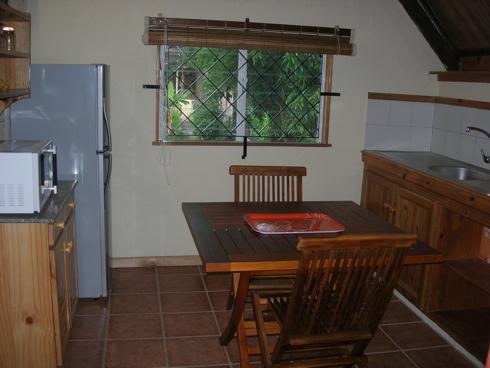 Cabanac mauritius guesthouse for Kitchen design mauritius
